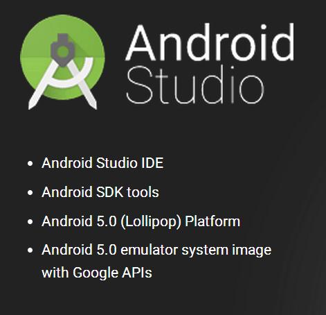 Android Studio официальный релиз стабильной версии 1