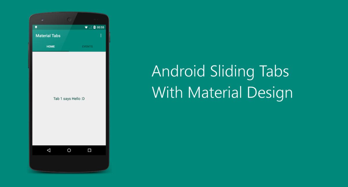 Как вы могли заметить, Google обновил многие из своих приложений в стиле Material Design. Одним из основных визуальных изменений в обновления является обновленные раздвижные вкладки. Google дает хорошие руководящие принципы по разработке приложений с вкладками (узнать больше), но не спешит обновлять документацию. В этом учебном пособии я покажу вам, как создать Android приложение с табами — раздвижными вкладками в материальном стиле.